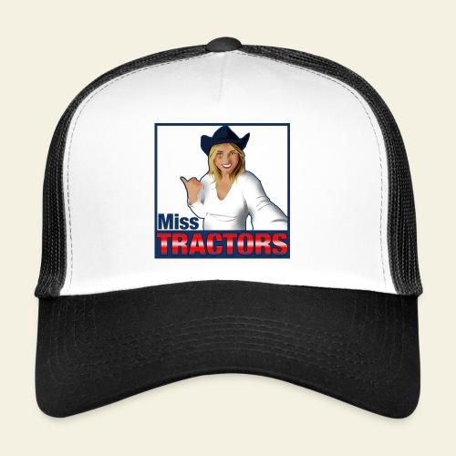 Miss Tractors Logo - Trucker Cap