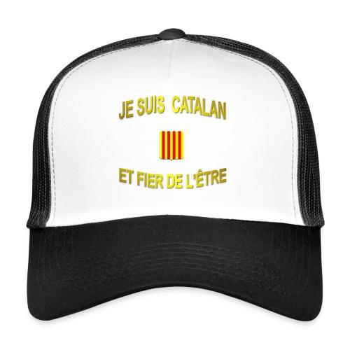 Dessous de verre à l'emblème du PAYS CATALAN - Trucker Cap