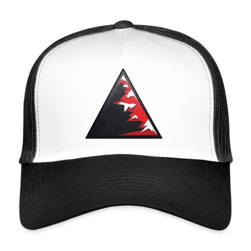 Climb high as a mountains to achieve high - Trucker Cap