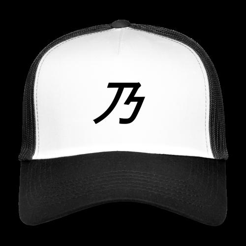 B Logo - Trucker Cap