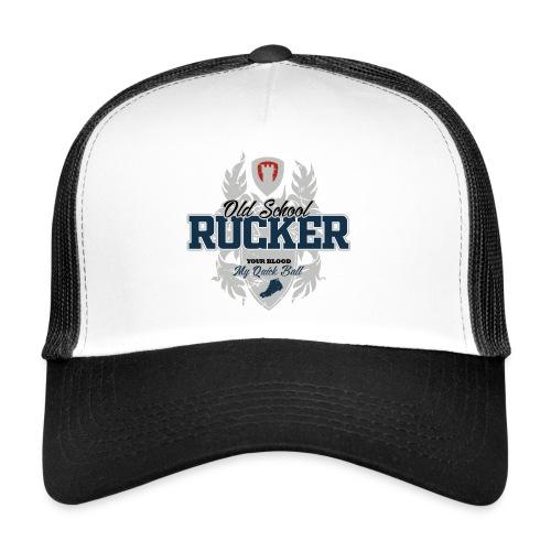 Heraldic Series - Old School Rucker - Trucker Cap