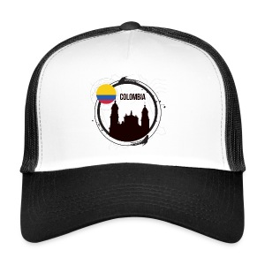 Kolumbien T-Shirt - Trucker Cap