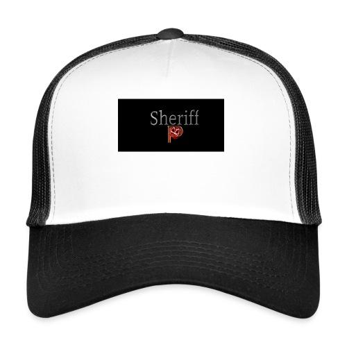 SheriffPB unisex hettegenser - Trucker Cap