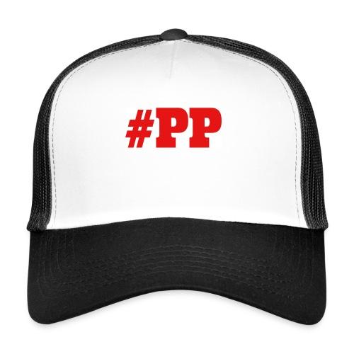 Coole #PP Kleidung - Trucker Cap