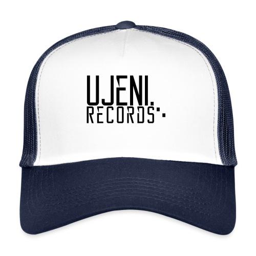 Ujeni Records logo - Trucker Cap