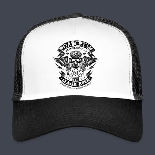Roadcrew Classic Black - Trucker Cap