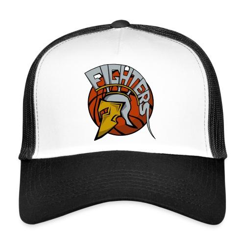 Fighters Logo - Trucker Cap