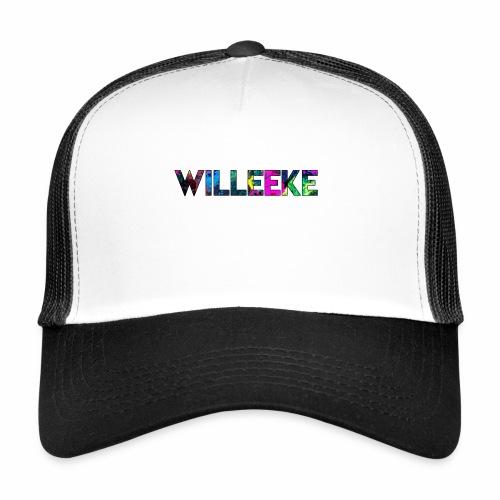 willeeke graffiti - Trucker Cap