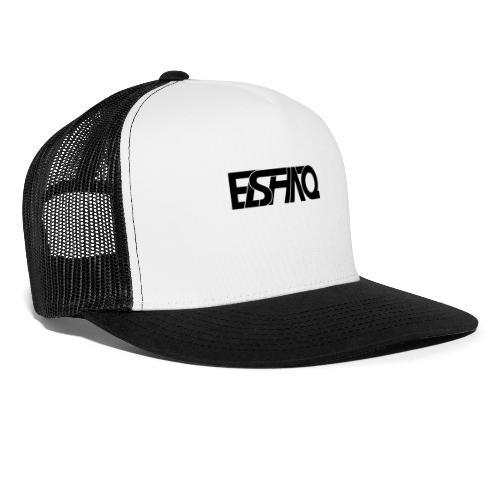 elshaq black - Trucker Cap