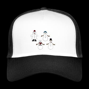 christma s1185 - Trucker Cap