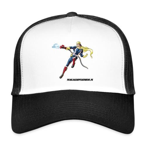 Captain Firefighter - Trucker Cap