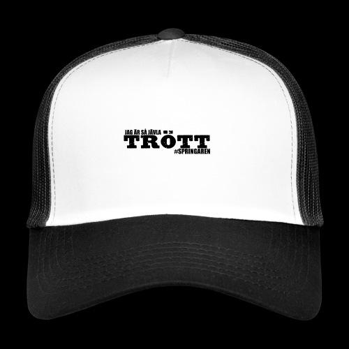 #Springaren jag är så jävla trött - Trucker Cap