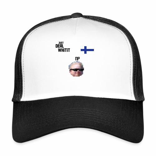 Dealwhitit NP Merch - Trucker Cap