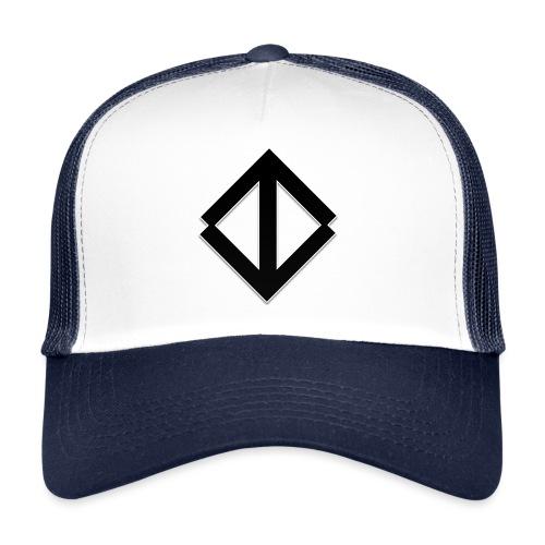 Big Black Logo - Trucker Cap