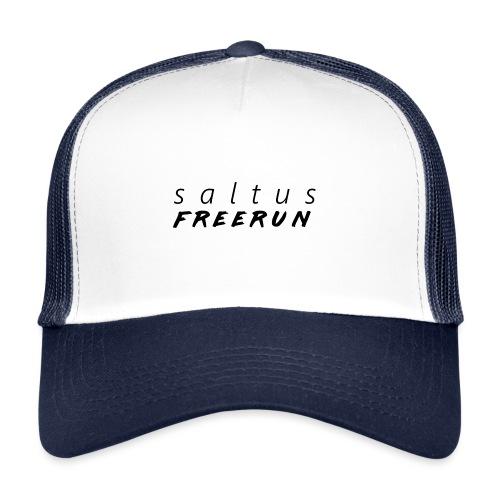 Saltus Freerun Text - Trucker Cap