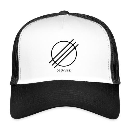 DJ Øyvind Logo (Offisiell) - Trucker Cap