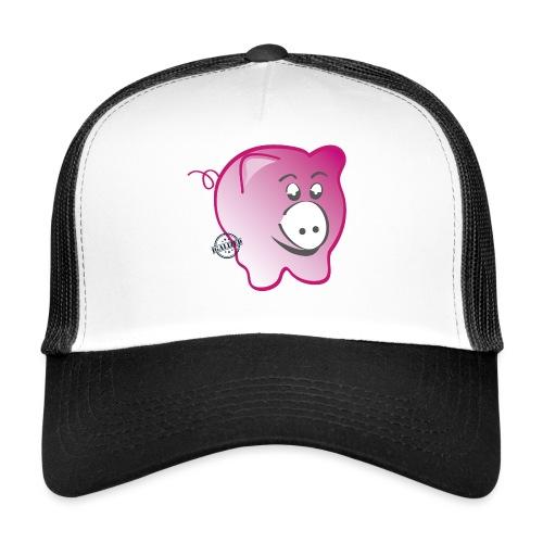 Pig - Symbols of Happiness - Trucker Cap