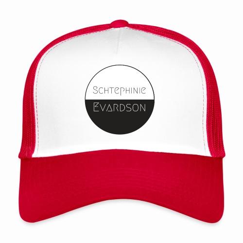 Colourblock Logo - Trucker Cap