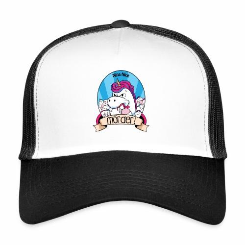 Murder Unicorn - Trucker Cap