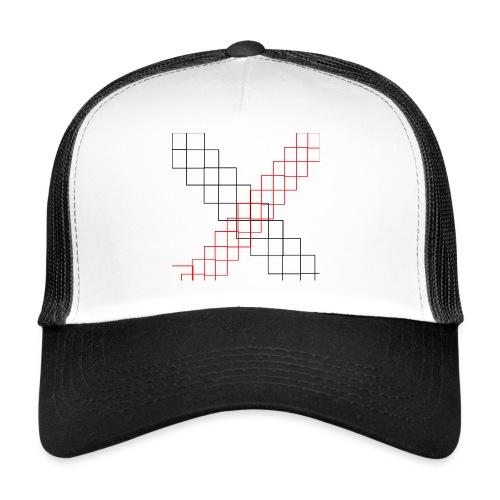 squares - Trucker Cap
