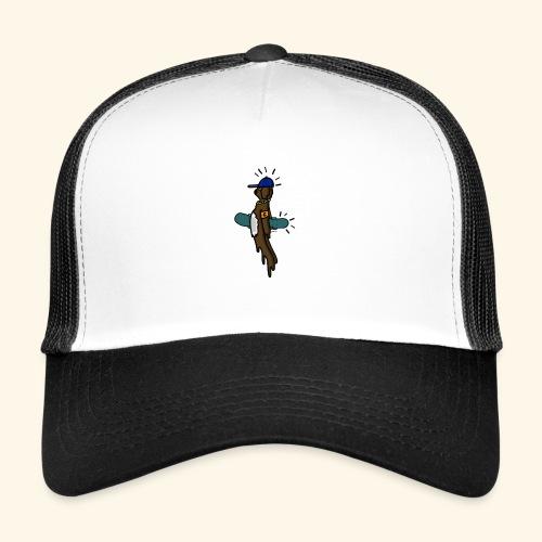 Bear Skater - Trucker Cap