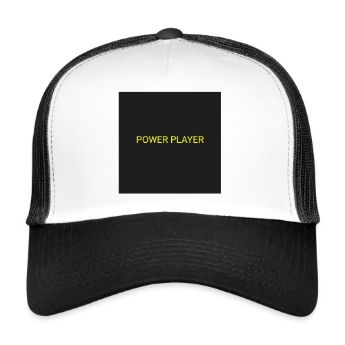 Power player - Trucker Cap