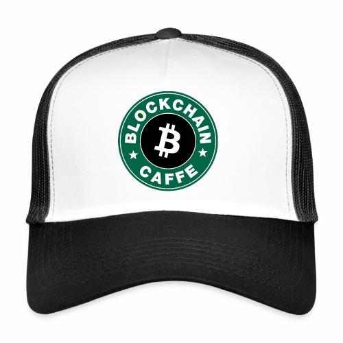 BlockChain Caffè Logo - Trucker Cap