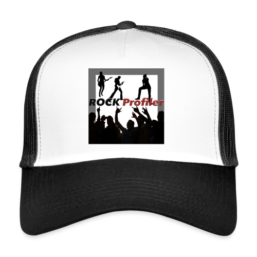 ROCK Profiler on Stage - Trucker Cap