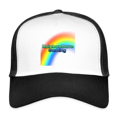 RainbowDave Gaming Logo - Trucker Cap