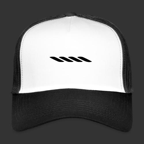 Rope With Bite Logo - Trucker Cap