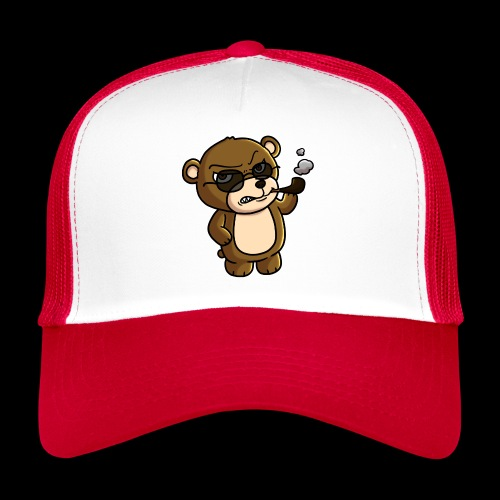 AngryTeddy - Trucker Cap