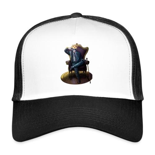 Bitcoin Monkey King - Gamma Edition - Trucker Cap
