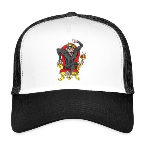 Bitcoin Monkey King - Beta Edition - Trucker Cap