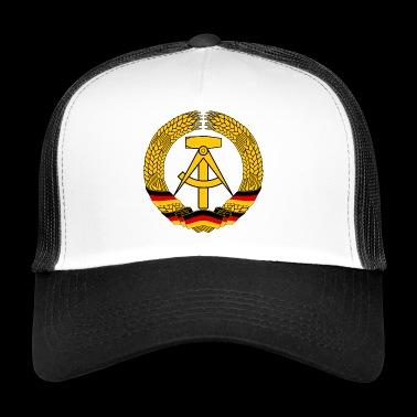 DDR crest - Trucker Cap