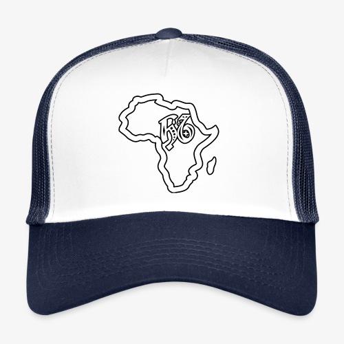 afrika pictogram - Trucker Cap