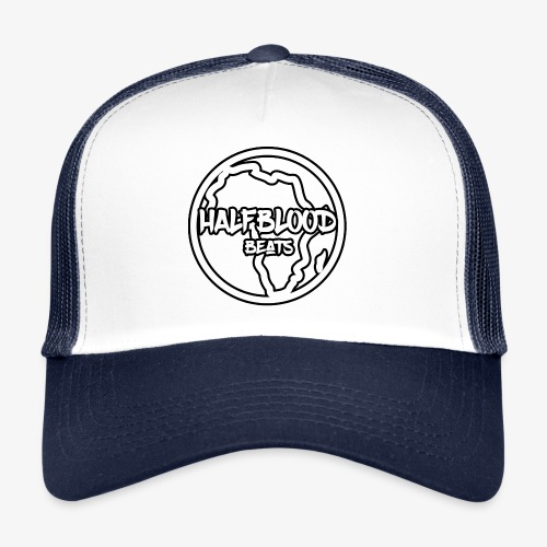 halfbloodAfrica - Trucker Cap