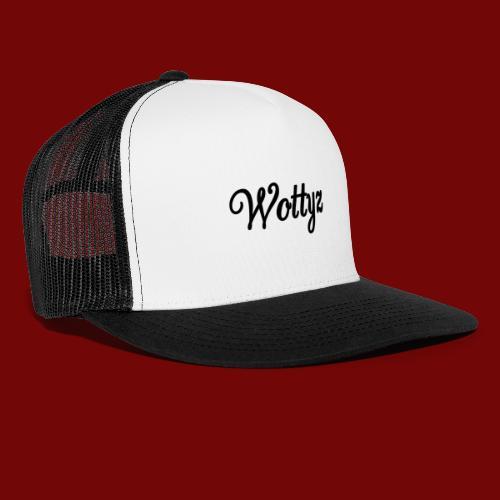 Wottyz Black Edition - Trucker Cap