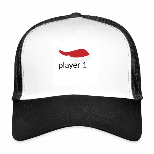 player 1 - Gorra de camionero