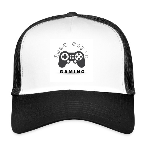 Good Day´s GAMING Merchendise - Trucker Cap