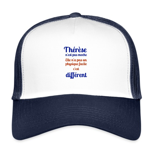 Thérèse - Trucker Cap