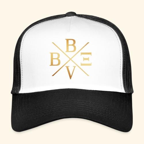 BVBE Gold X Factor - Trucker Cap