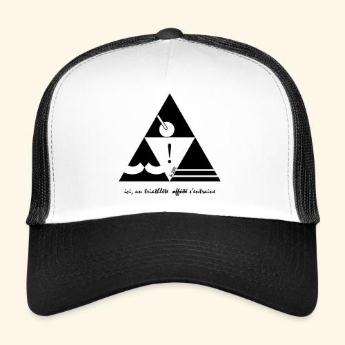 Excla ! by 3SBR - Trucker Cap
