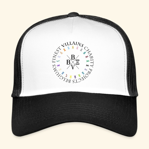 BVBE Charity Projects - Trucker Cap