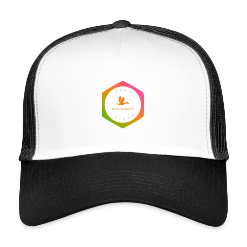 logo transparent - Trucker Cap