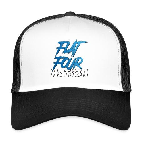 Flat Four Nation - Trucker Cap