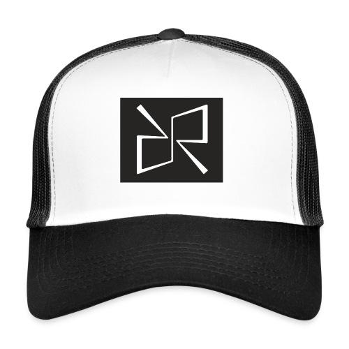 Rymdreglage logotype (RR) - Trucker Cap