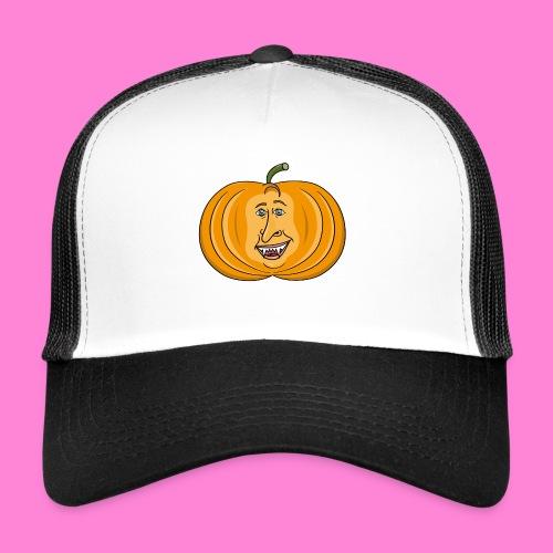 Rick pumpkin - Trucker Cap