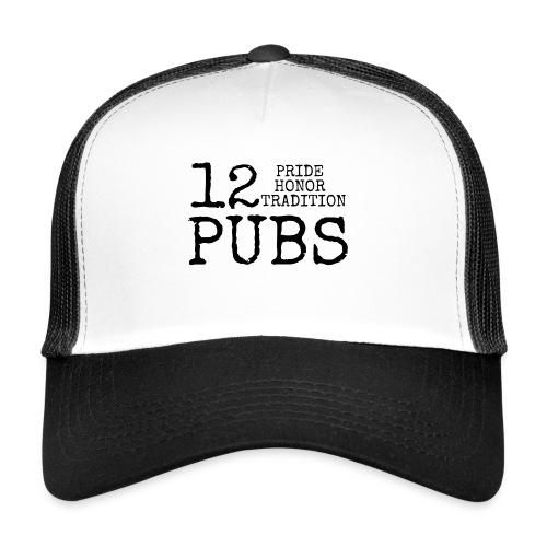 12 Pubs 2018 - Trucker Cap