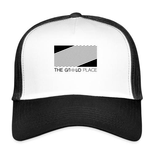 THE GOOOD PLACE LOGO - Trucker Cap