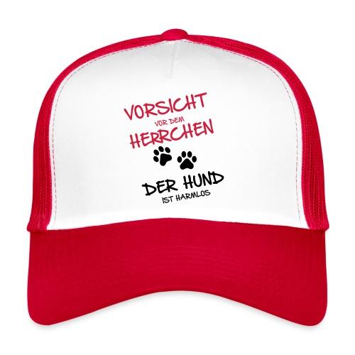 Vorschau: Vorsicht Herrchen - Trucker Cap